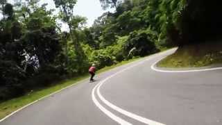 Janda Baik Malaysia  city photos : Longboard Downhill at Janda Baik Malaysia 9th August 2014 | GoPro Hero3+ Black Edition