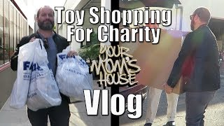 Toy Shopping For Charity - YMH Vlog