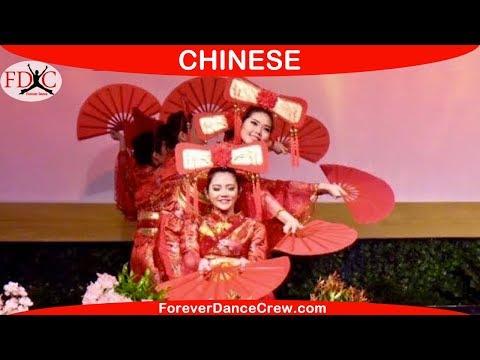 Chinese Modern Dance Indonesia - Wedding Party Jakarta