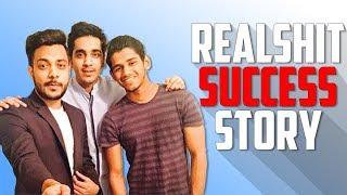 Video RealShit Success Story | India's Best Viners MP3, 3GP, MP4, WEBM, AVI, FLV Oktober 2017