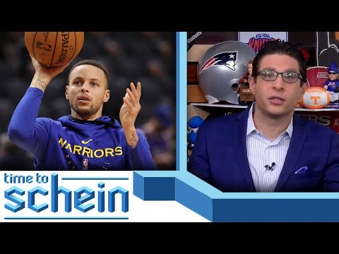 Video: Warriors Stephen Curry will be back! | Time to Schein