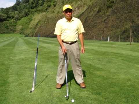 GOLF LESSONS – ADDRESS – ALIGNMENT