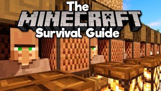 Villager Trading Hall! • The Minecraft Survival Guide (Tutorial Lets Play) [Part 65]
