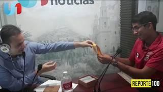 ¿Ya conoces Reporte 100 con Juan Carlos Zúñiga?