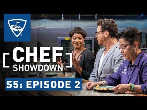 Chef Showdown | Season 5: Episode 2 | Topgolf