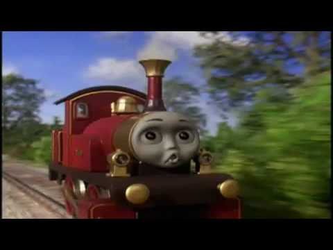 Thomas and the Magic Railroad *Redone* - Chase Scene with Runaway Theme