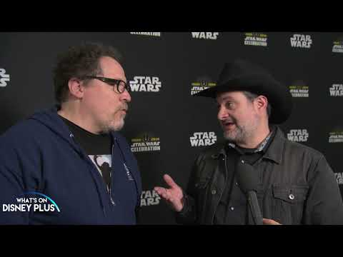 Jon Favreau & Dave Filoni Discuss The Mandalorian At Star Wars Celebration