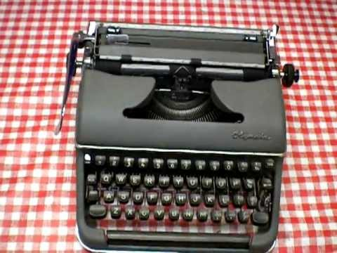 how to repair typewriter