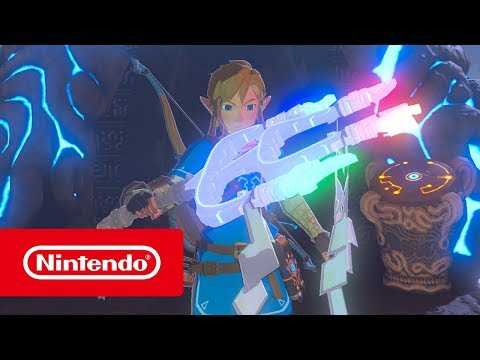 The Legend of Zelda: Breath of the Wild – Ode aux Prodiges - TGA 2017