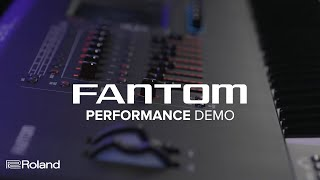 Roland FANTOM Synthesizer: Performance