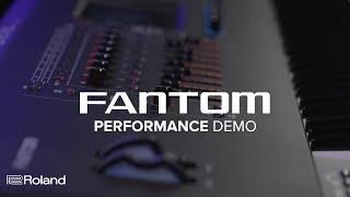 Roland FANTOM Synthesizer: Performance