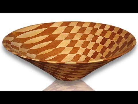 bowl - Turning a big 19.5