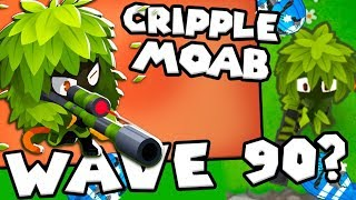 Bloons TD 6 - Cripple MOAB - Tier 5 Sniper Monkey