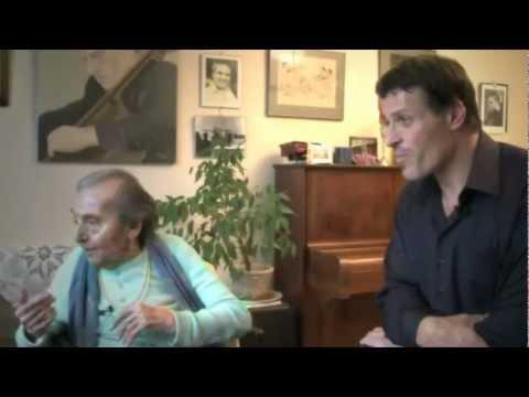 Vidéo de Alice Herz Sommer