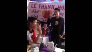 Nam Thanh Niên Hát Đám Cưới Giọng Như CS Khánh Phương