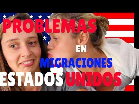 Problemas en migraciones de estados unidos