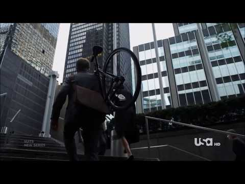 Suits - First day of Mike Ross at the Firm