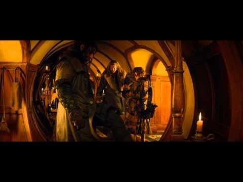 El Hobbit: Un Viaje Inesperado - Clip Enanos