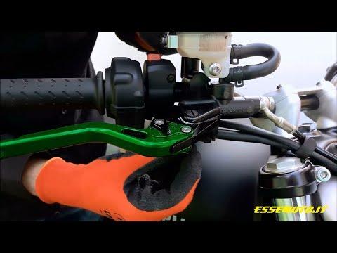 Sostituire Leva Freno Moto | TUTORIAL