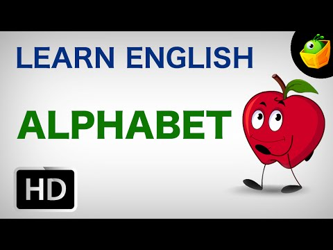 Alphabet – Pre School – Learn English Alphabet Video For Kids and Toddlers
