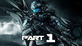 Titanfall Gameplay Walkthrough Part 1 - Intro - Campaign Mission 1 (XBOX ONE)