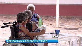 Bauru: empresa estende as mãos para um abrigo que cuida de 32 idosos