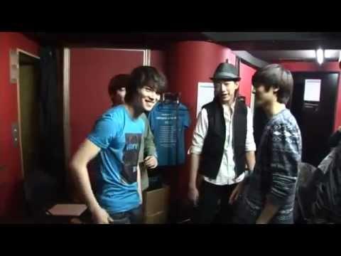 「DVD Making Film」CNBLUE Fanclub Tour 2012 -Where You Are @LIVE MAGAZINE VOL.07