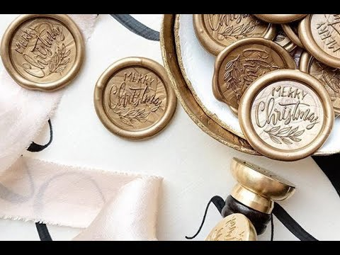 Most Satisfying Wax Sealing Compilation You Will EVER See