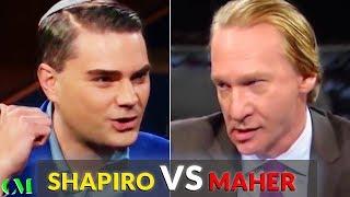 Video Ben Shapiro VS Bill Maher: ALPHA BATTLE Analysis MP3, 3GP, MP4, WEBM, AVI, FLV September 2019