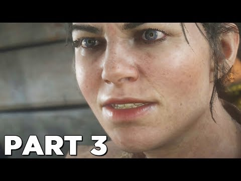 RED DEAD REDEMPTION 2 EPILOGUE Walkthrough Gameplay Part 3 - UNFORGIVEN (RDR2)