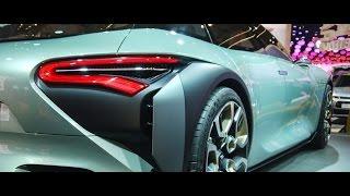 Citroen 360 VR Booth Tour, 2016 Paris Motor Show by Roadshow