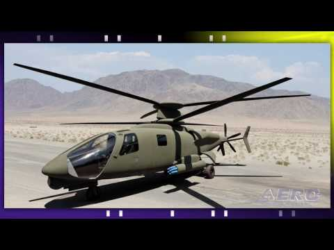 Aero-TV: X2 Advancement  Sikorsky Prepares for Speed Benchmark