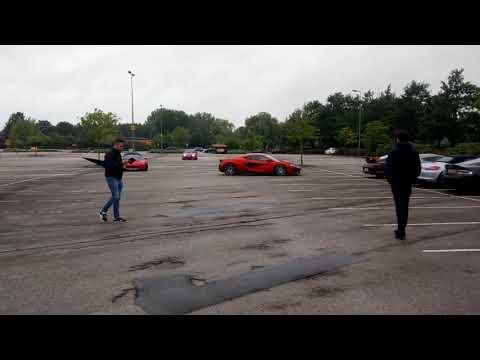 PISTONS CAR MEET, STAFFORD UK 2018