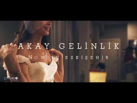 Akay Gelinlik Eskişehir şubesi