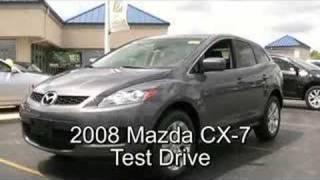 New Mazda Cincinnati 2008 CX-7 Wyler Review CX7