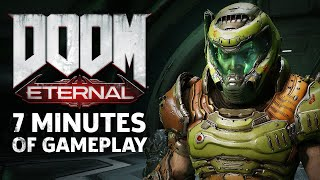 7 Minutes Of Brutal DOOM Eternal PC Gameplay by GameSpot