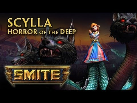 Smite - Scylla Reveal Trailer