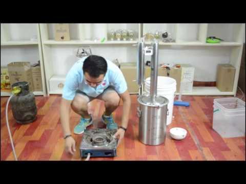 , title : 'Dibosh Stainless Steel Water Alcohol Distiller Brewer'