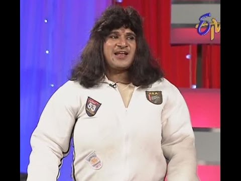 Jabardasth - ????????? -  Rocket Raghava Performance on 17th July 2014 25 July 2014 08 AM