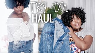 Spring Try-On Haul feat. Boohoo
