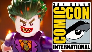 This week at ComicCon in San Diego, Warner Brothers released a trailer for the upcoming animated film