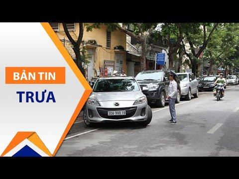 Hà Nội: Mở gấp 87 tuyến phố đỗ ô tô? | VTC - Thời lượng: 57 giây.