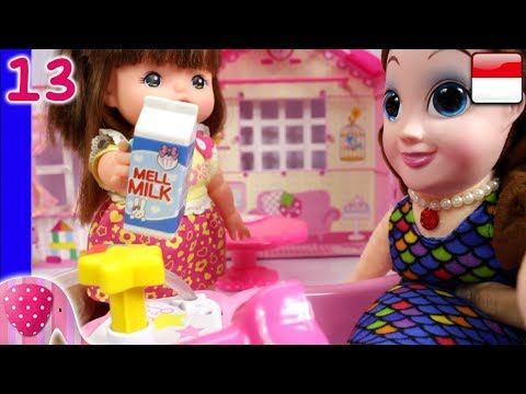 Mainan Boneka Eps 13 Bertemu Mermaid - GoDuplo TV