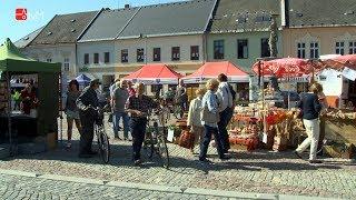 Květnové mohelnické trhy