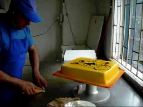 Decoracion de Tortas y pasteles ,   Pastel  de Scooby Doo ,Luis Agredo Mendivelso
