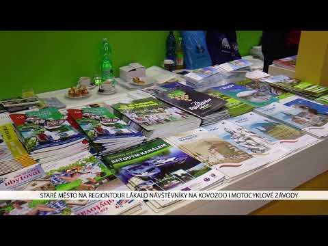 TVS: Staré Město - Regiontour 2018
