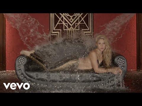 Chantaje (Letra) - Shakira (Video)