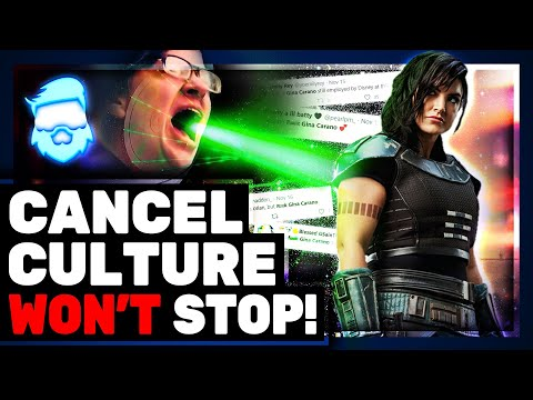 Will Disney FIRE Gina Carano? New INSANE Article Demands The Mandalorian Remove Her For Being Normal