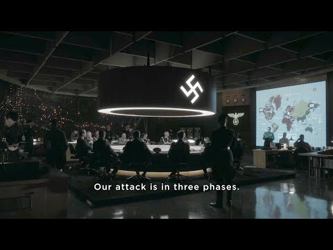 """The Man in the High Castle   """"The War Room Scenes"""""""