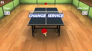 Virtual Table Tennis videosu